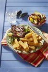 Aviko_Super Crunch Steakhouse met spareribs 1